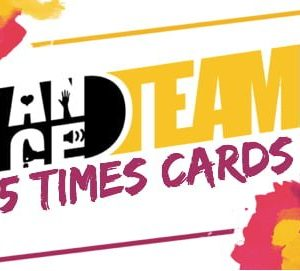 5 times card