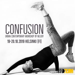 CONFUSION workshop by Nelody Ahlroth