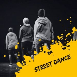 Adults Street Dance SPRING 2020