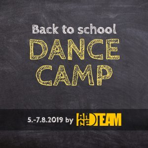 Back to School Dance Camp