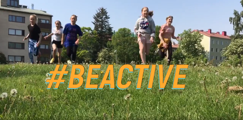 #BeActive – the Danceteam Way!